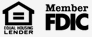 Member FDIC / Equal Housing Lender