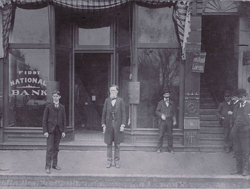 Early First National Bank