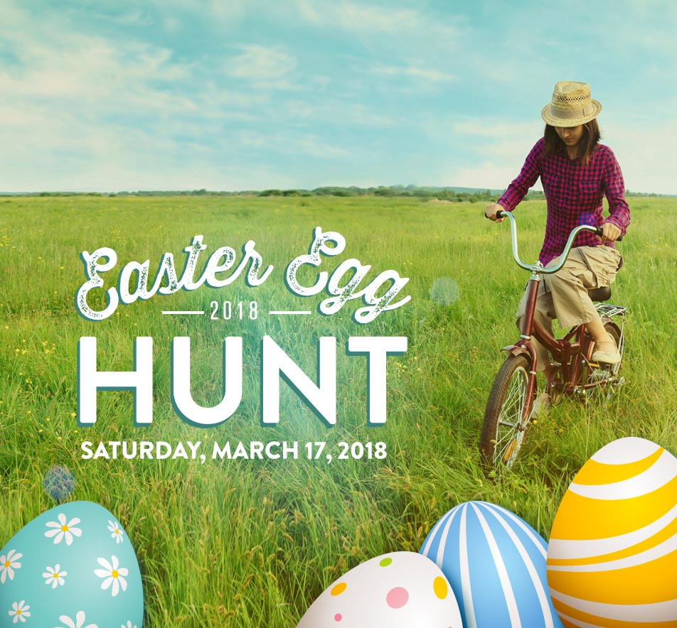 Easter Egg Hunt with FNB Bank