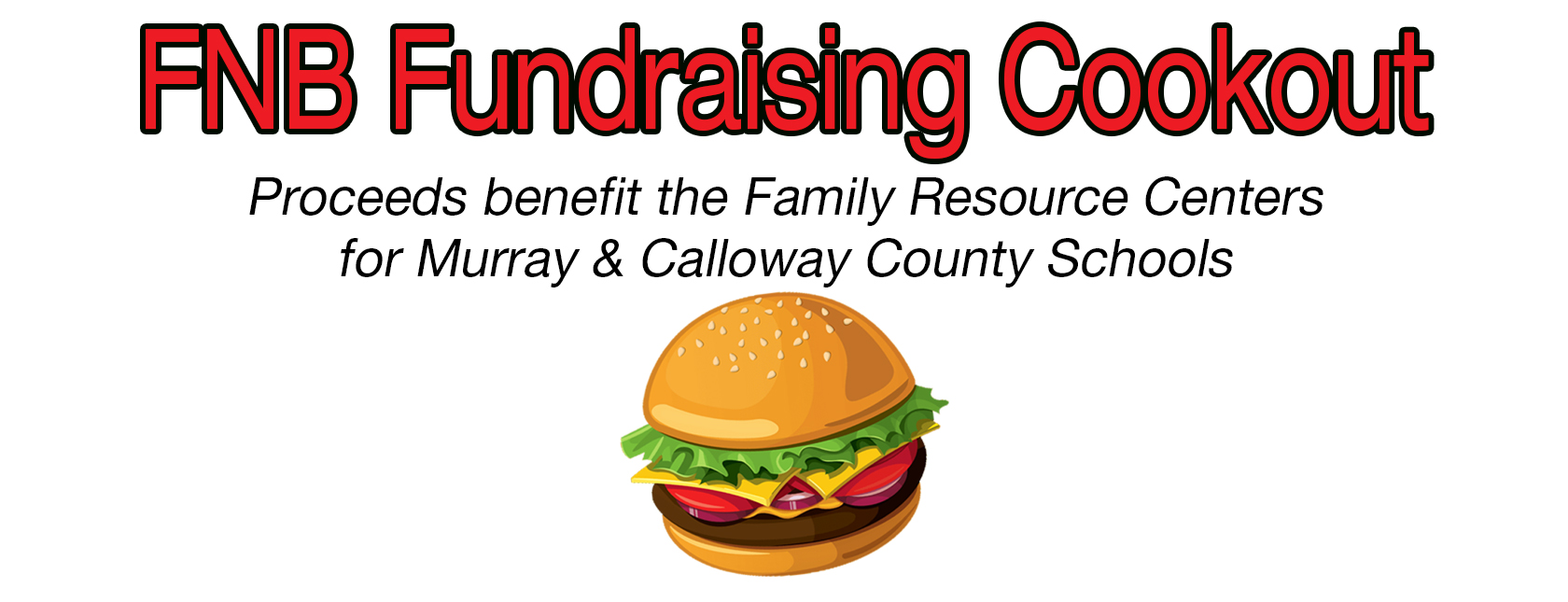 Fundraising Cookout