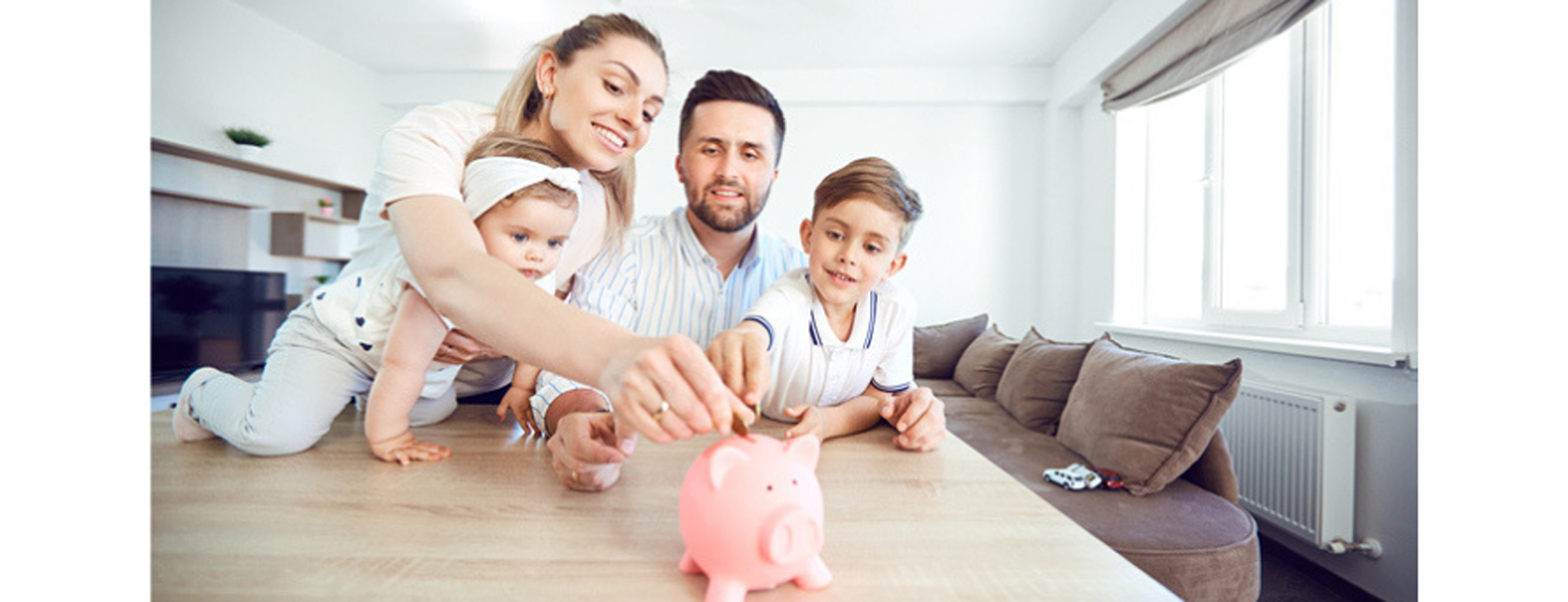 Four Easy Ways to Make Saving a Family Affair