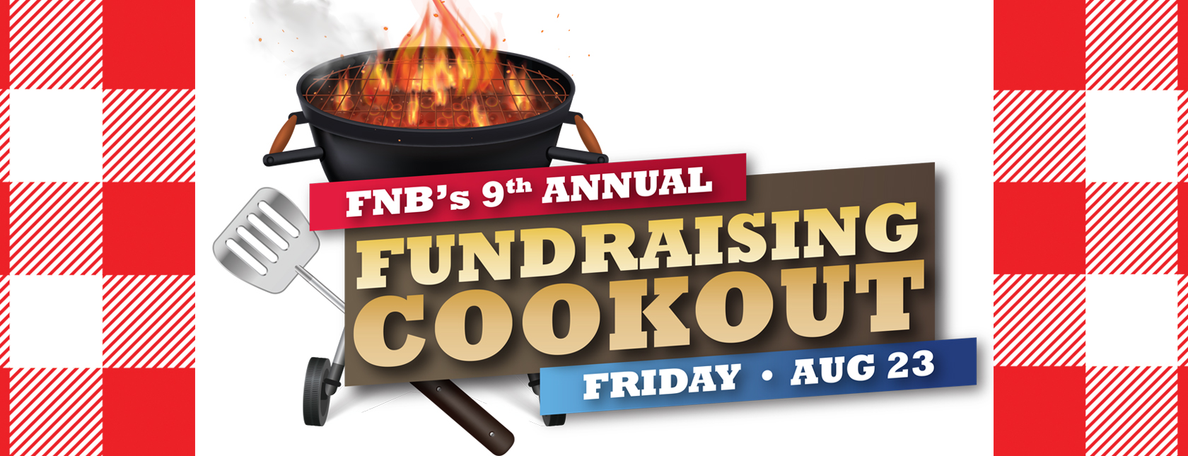 Fundraising Cookout to Benefit Feeding America and Child Advocacy