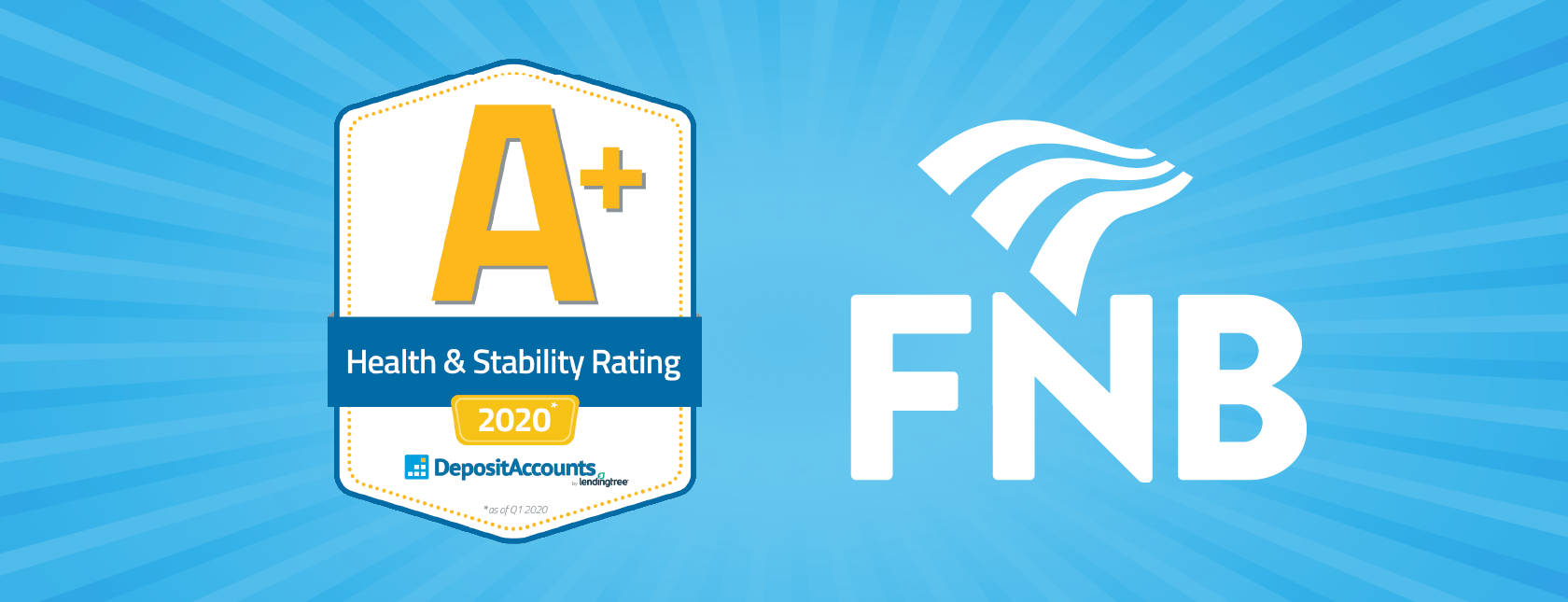 FNB-earns-A+-Health-Rating